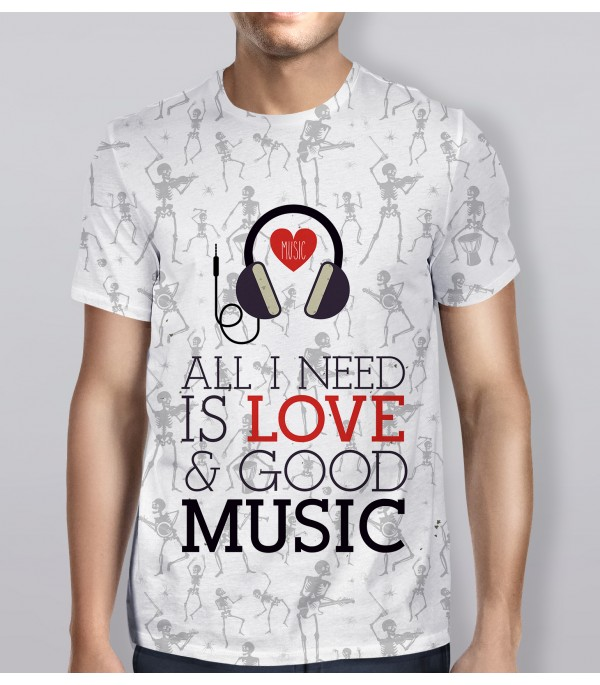 All I Need Is Love T Shirt