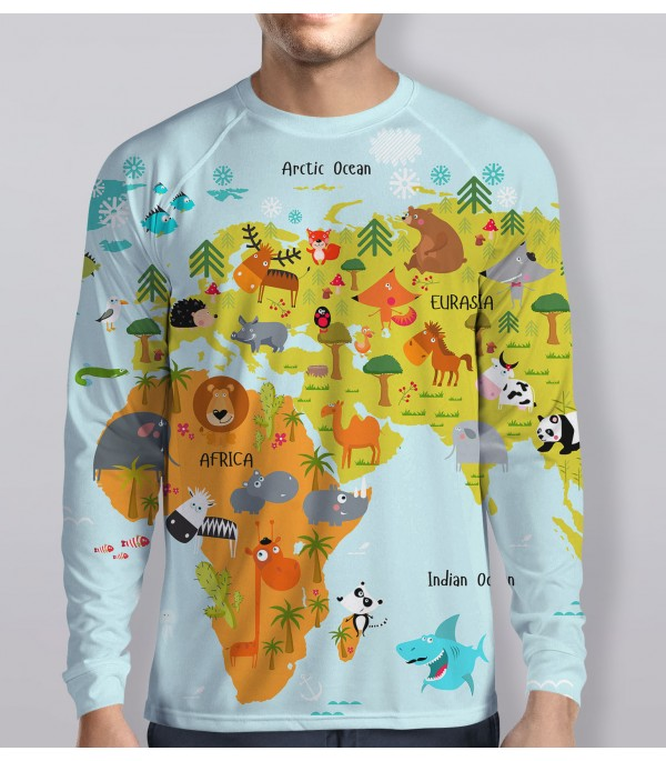 Africa Long Sleeves