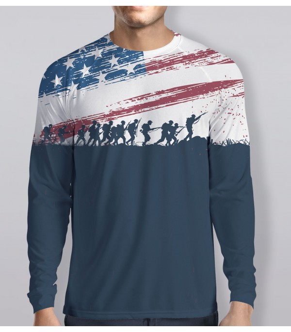 Americans Long Sleeves