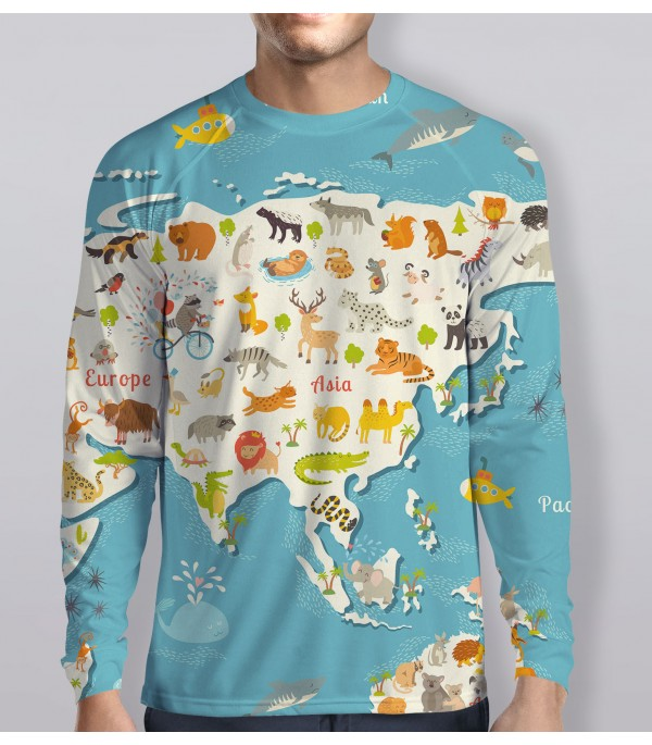 Asia Long Sleeves