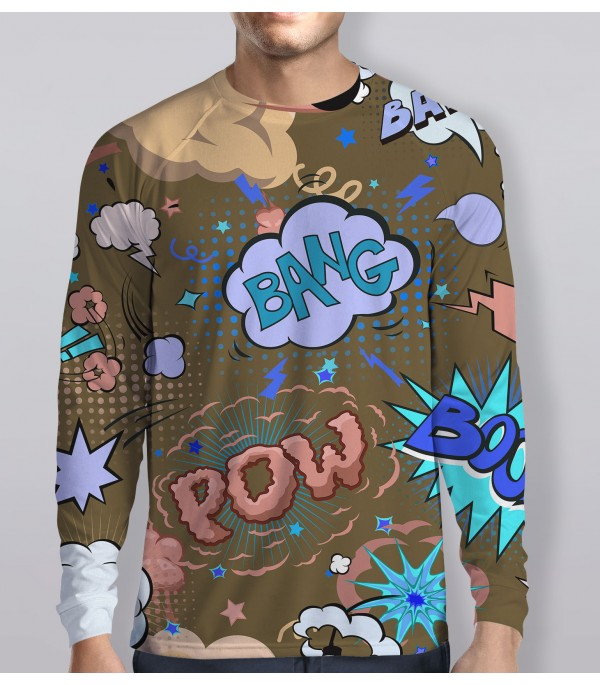Bang Boom Long Sleeves