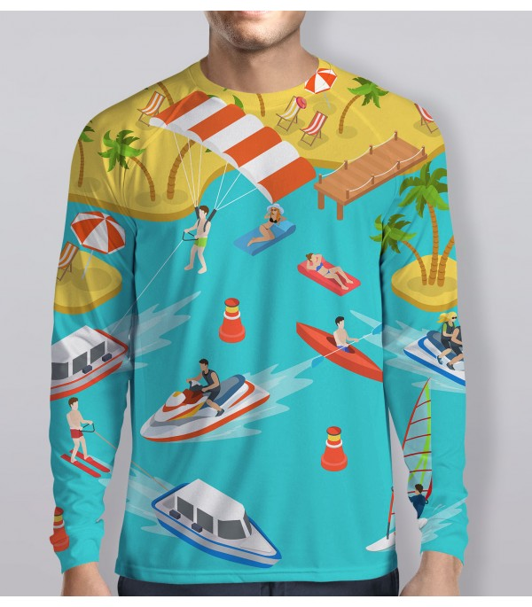 Beach Long Sleeves