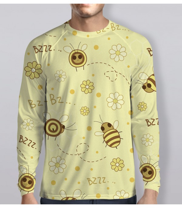 Buzzy Bee Long Sleeves