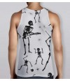 Skeleton Dance Tank