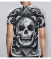 Full Body Skull T Shirt