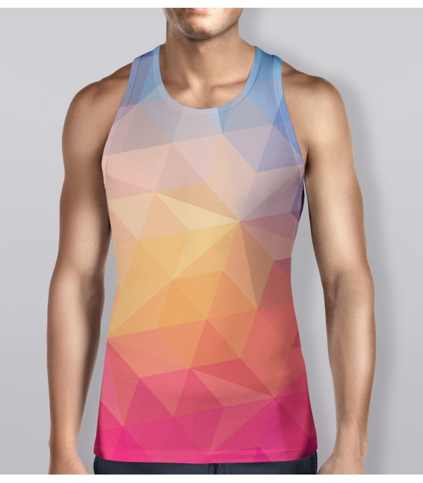 Abstract Art Tank
