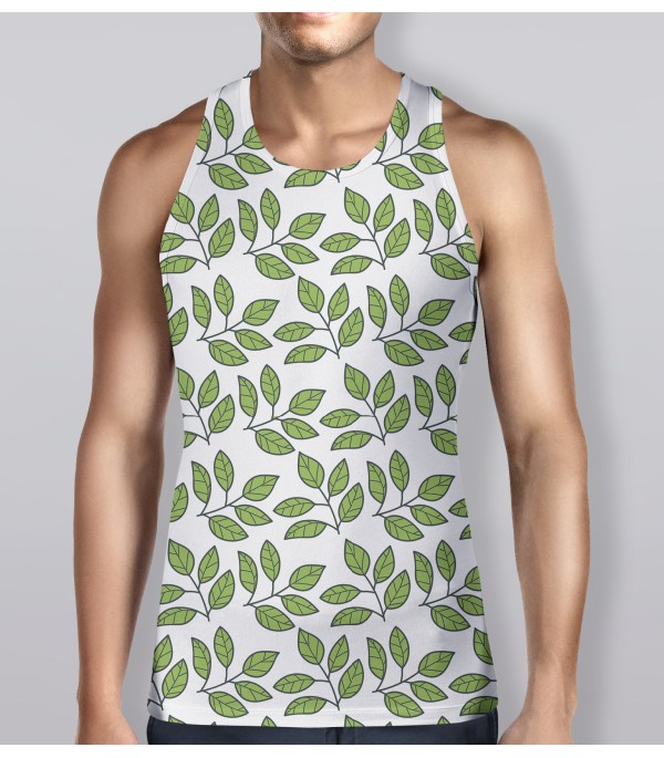 Green Leaves Tank