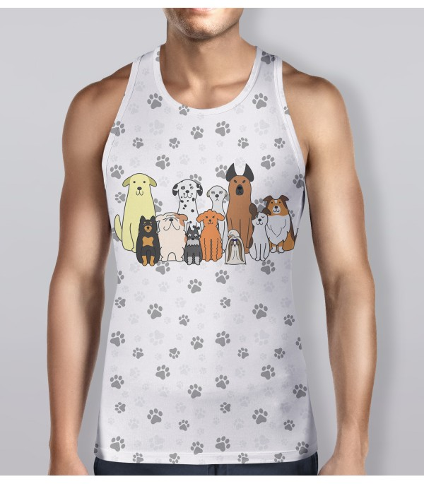 Pack Of Dogs Tank